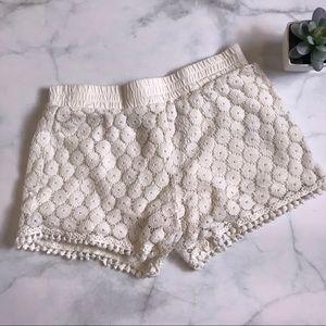 Cute little girl shorts size 6/6X
